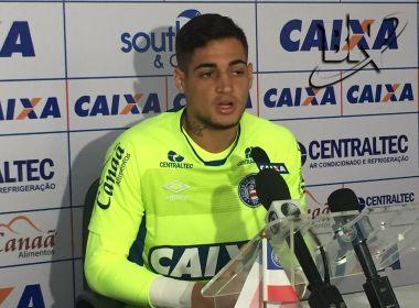 Observado por outros clubes, Jean afirma: 'Estou tranquilo e focado no Bahia'