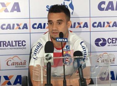 'Tem que respeitar, mas respeitar jogando', diz Maikon Leite sobre o Sport