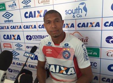 Rodrigão celebra retorno após lesão e avisa: 'Quero dar o meu melhor'