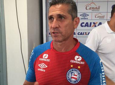 Após derrota para o Sport, técnico Jorginho é demitido do Bahia