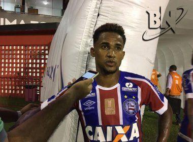 Com retorno de Eduardo, Bahia tem 22 jogadores relacionados para encarar a Chapecoense