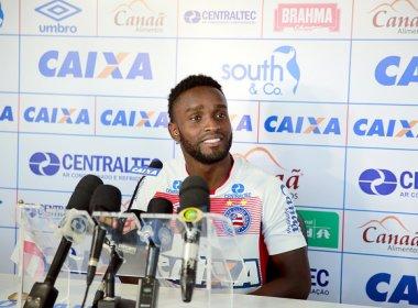 Mendoza elogia Preto e prevê evolução do Bahia no segundo turno
