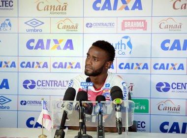 Mendoza mira duelo contra o Atlético-PR: 'Temos que jogar com raça'