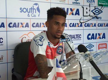 Eduardo aprova efetivação de Preto Casagrande no Bahia: 'Conhece o grupo'