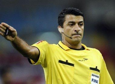 Árbitro Fifa comanda duelo entre Atlético-PR e Bahia