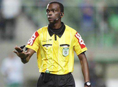 Luiz Flávio de Oliveira apita duelo entre Bahia e Grêmio