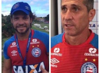 Preto sai do Bahia com melhor aproveitamento que Jorginho na Série A