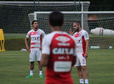 Foco na tática: Bahia finaliza preparação para enfrentar o Palmeiras