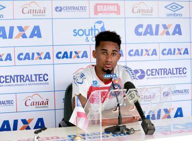 Mesmo com empate no fim, Eduardo lamenta gols perdidos pelo Bahia