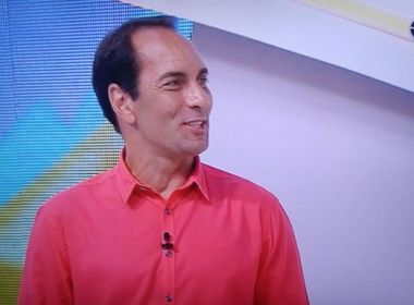 Edmundo Animal se diz encantado pelo Bahia: 'Propõe um jogo bonito'