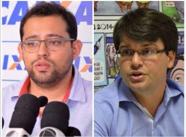 Eleições do Bahia: Henriques e Bellintani fizeram 'debate interno' com base
