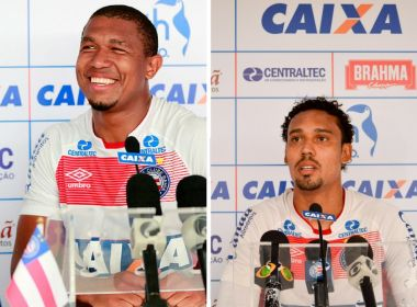 Edigar Junio e Rodrigão não preocupam e devem ser inscritos para o Ba-Vi