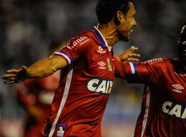 Edigar Junio cita títulos brasileiros do Bahia e mira Liberta: 'Por que não?'
