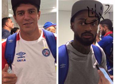Edson e Renê Júnior revelam conversas para renovar com o Bahia