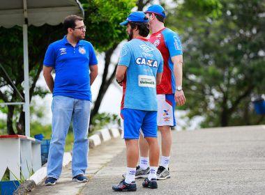 Henriques destaca melhor campanha do Bahia nos pontos corridos, mas prega foco