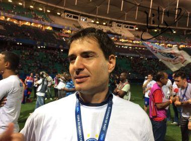 Diego Cerri diz 'não' ao Santos e seguirá na direção de futebol do Bahia