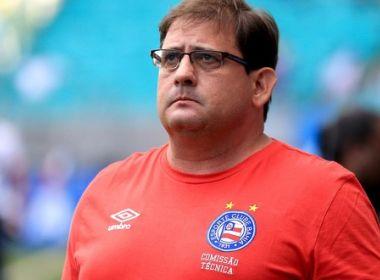 Bahia oficializa retorno do técnico Guto Ferreira para 2018
