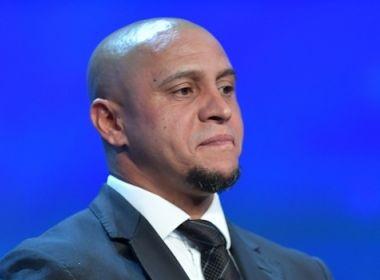 Contrato com Real Madrid atrapalhou acerto para Roberto Carlos ser técnico do Bahia
