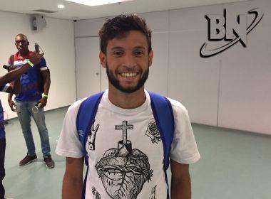 Juninho Capixaba agradece e se despede do Bahia pelo Instagram