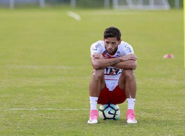 Bahia suspende tratativas com o Corinthians após postagem de Juninho Capixaba