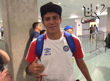 Bahia confirma renovação contratual de Anderson, Rafael Santos e Edson