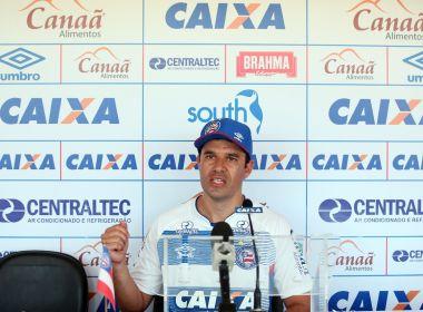 Para preparador físico do Bahia, entrosamento diminuirá desvantagem física na estreia
