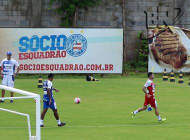 Próximo do anúncio oficial, Mena inicia treinamentos no Bahia