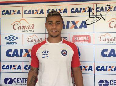 João Pedro cita outras propostas e exalta preferência ao Bahia: 'Clube campeão'