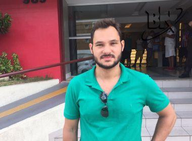 'O torcedor deve participar da vida do Bahia', diz Ferraz sobre evento com tricolores
