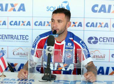 Mena fala em 'projeto e grandeza' para explicar saída do Sport para o Bahia