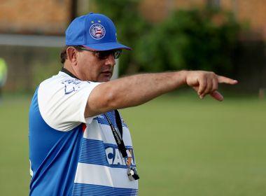 Com vídeo e tático, Bahia faz penúltimo treino antes de estreia