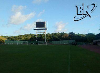 FBF transfere Bahia x Flu de Feira para o estádio de Pituaçu