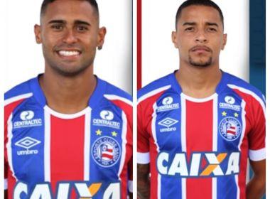 Bahia anuncia o volante Gregore e o atacante Kayke