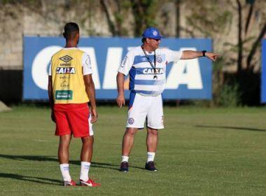 Bahia finaliza preparação para enfrentar o Jacuipense; veja relacionados