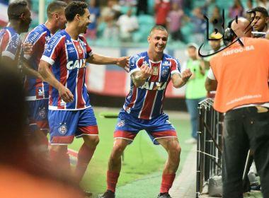 Bahia consegue primeiro triunfo da temporada diante do Jacuipense