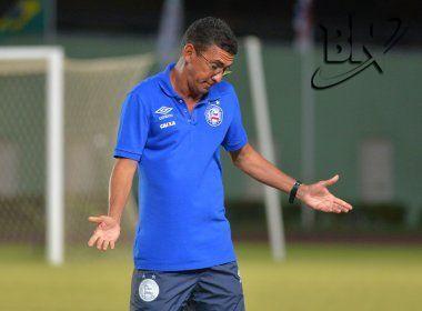Mudanças na base: Aroldo Moreira e outros profissionais são desligados do Bahia