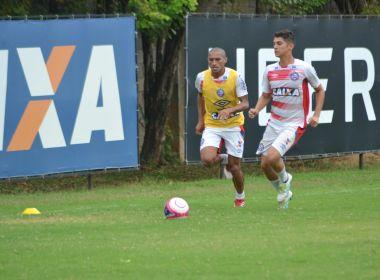 Guto Ferreira comanda treino tático nesta quarta-feira de Cinzas