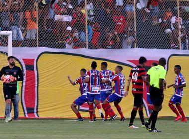 Quatro jogadores do Bahia são denunciados pela Procuradoria do TJD-BA