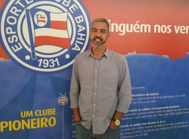 Marcelo Vilhena é demitido do cargo de gerente da base do Bahia