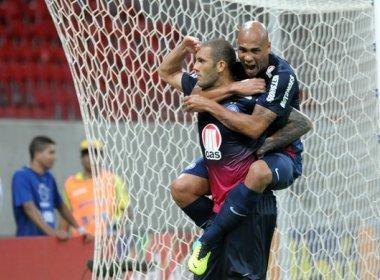 Fernandão tornou-se 2º maior artilheiro do Bahia em Campeonatos Brasileiros