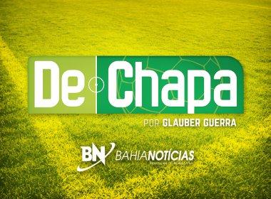 De Chapa: Vitória realiza alteração no escudo