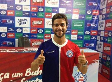 Fisiologista do Bahia avalia estrutura do clube como boa, 'mas gostaria um pouco mais'