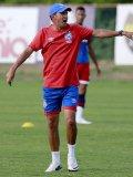 Aroldo Moreira reitera meta de título nacional na base do Bahia: 'Busco desde que entrei'