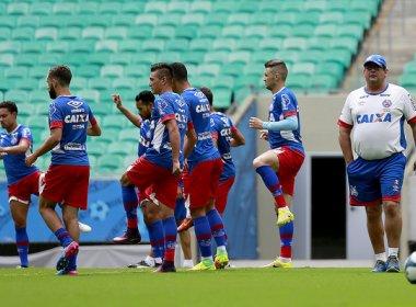 Entre críticas e apoio, Guto Ferreira confia em 'trabalho forte' dentro do Bahia