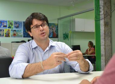Bellintani promete inovação para o Bahia e rechaça política no clube: 'Sou gestor técnico'