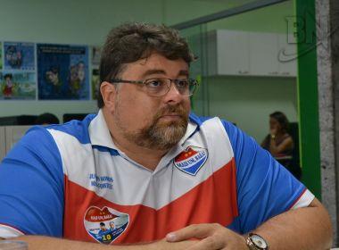 Com 'paixão forte' pelo Bahia, Abílio quer gerir o clube 'pensando na torcida'