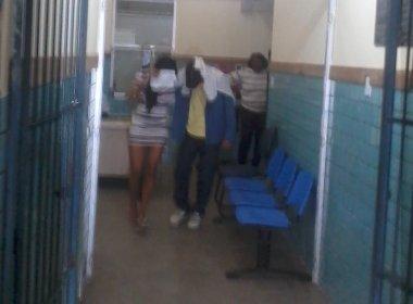 Adriele confirma que Souza a agrediu; delegado revela que Lomba e Titi estavam na festa