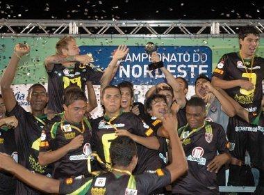 CBF divulga tabela da Copa do Nordeste de 2013