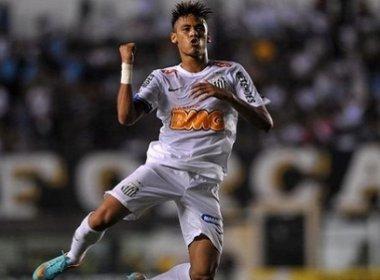 Pai de Neymar nega acerto com Barcelona e garante filho no Santos até 2014