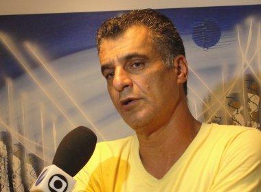 Eleito melhor técnico do Campeonato Baiano, Quintino Barbosa comemora: 'Muito feliz'